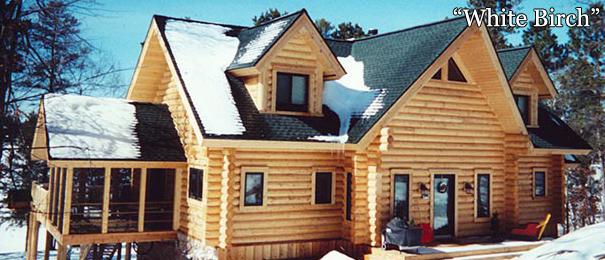Great Western Log Homes Inc